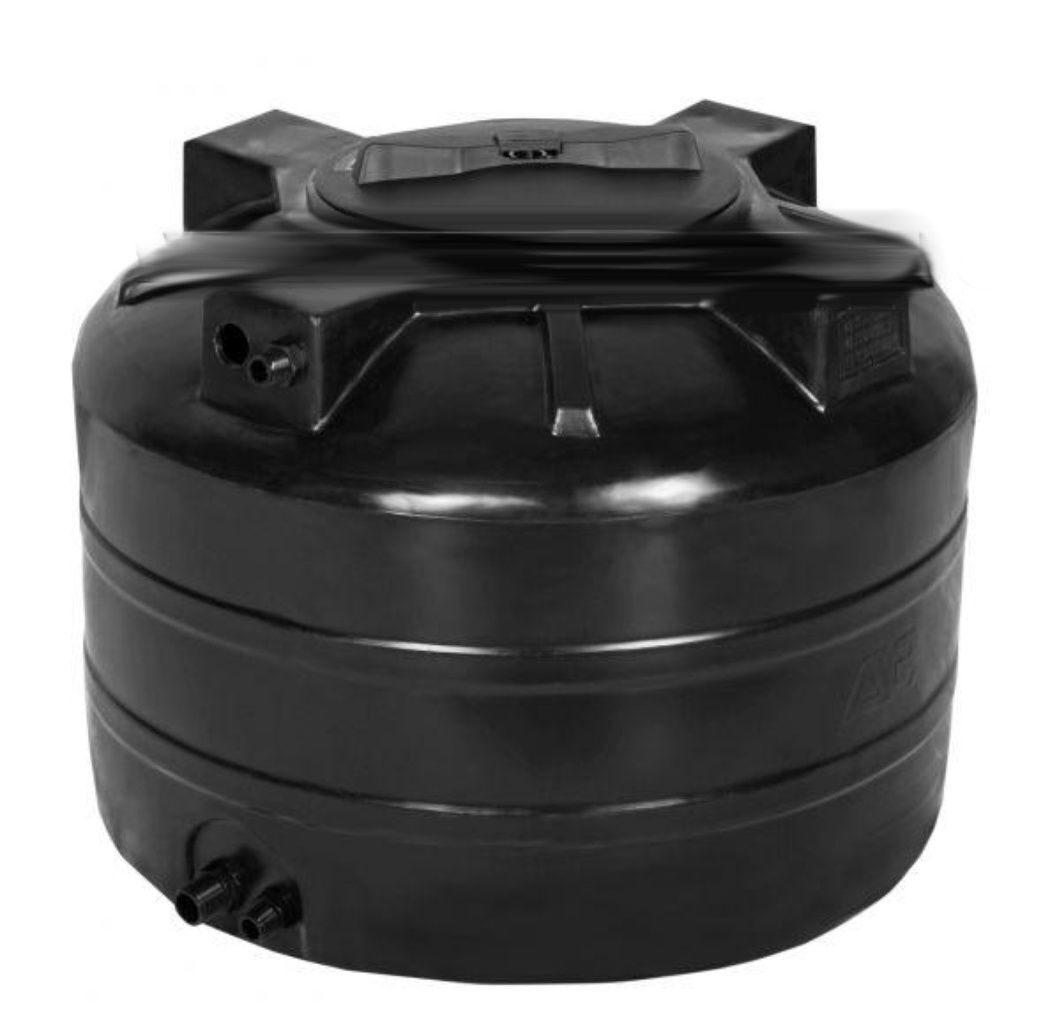 бак aquatech для воды atv-200 черный с поплавком миасс